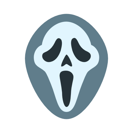 Scream Gratuit De Cinema Icons