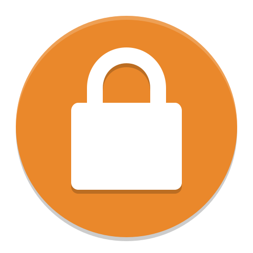 System Lock Screen Icon Papirus Apps Iconset Papirus