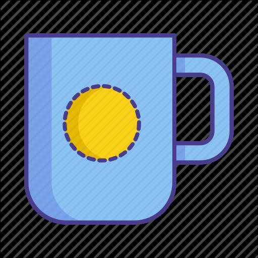 Coffee, Cup, Mug, Print, Printing, Product, Screen Icon