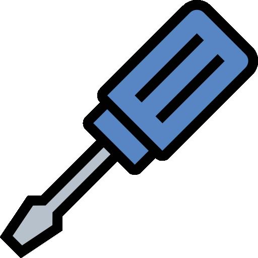 Screwdriver Icon Tools Freepik