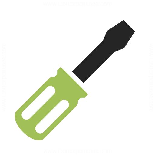Screwdriver Icon Iconexperience
