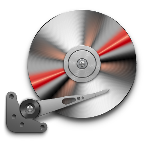 Hdd Icon Soda Red Iconset Trysoda