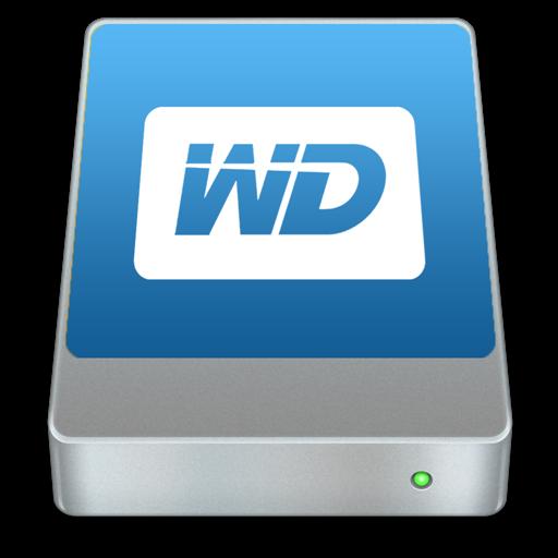 Western Digital Alternative Icon