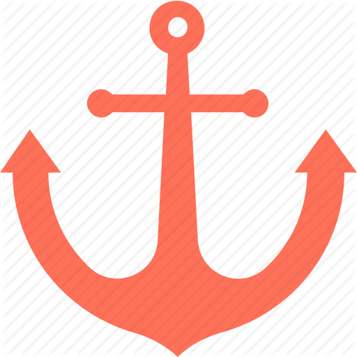 Anchor, Boat Anchor, Marine, Nautical, Seaport Icon