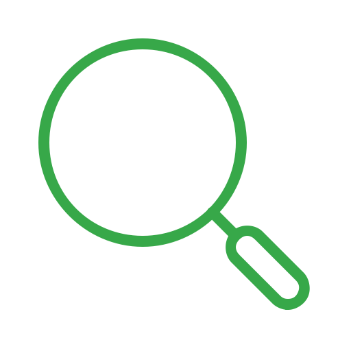 Search, Magnifying Glass, Stats, Analytics, Loupe, Seo And Web Icon