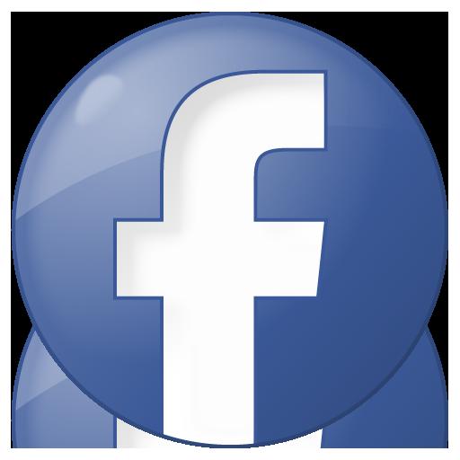 Social Facebook Button Blue Icon Social Bookmark Iconset Yootheme