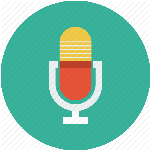 Speech, Text To Speech, Voice Input, Voice Recognition Icon