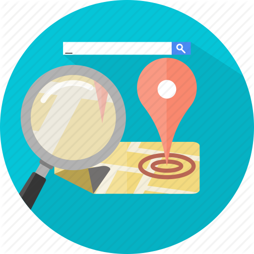 Find, Local, Search, Seo Icon Icon Search Engine