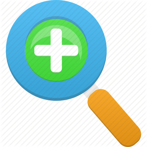 Glass, In, Magnifier, Magnifying, Magnifying Glass, Search, Zoom Icon