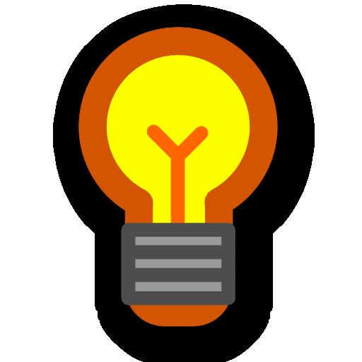 Light Bulb Icons, Free Icons