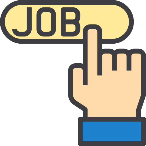 Search Job Free Vector Icons Designed