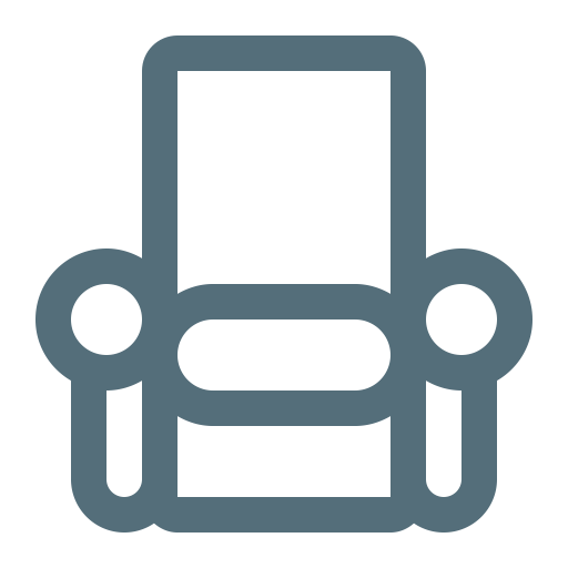 Seat Outline Icon