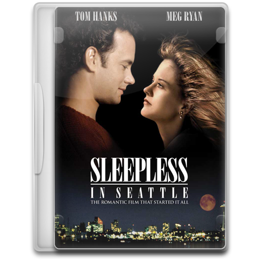 Sleepless In Seattle Icon Movie Mega Pack Iconset