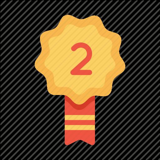 Achievement, Employee, Office, Position, Rank, Runnerup, Second Icon