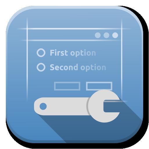 Apps Glade Icon Flatwoken Iconset Alecive