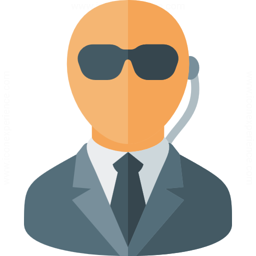 Iconexperience G Collection Security Agent Icon