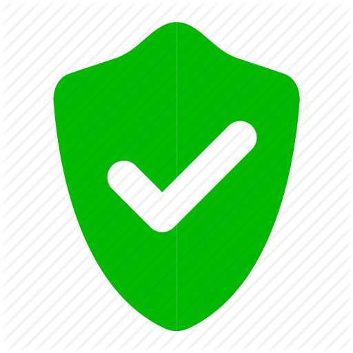 Check, Green, Protect, Safe, Safety, Secure, Secured Icon