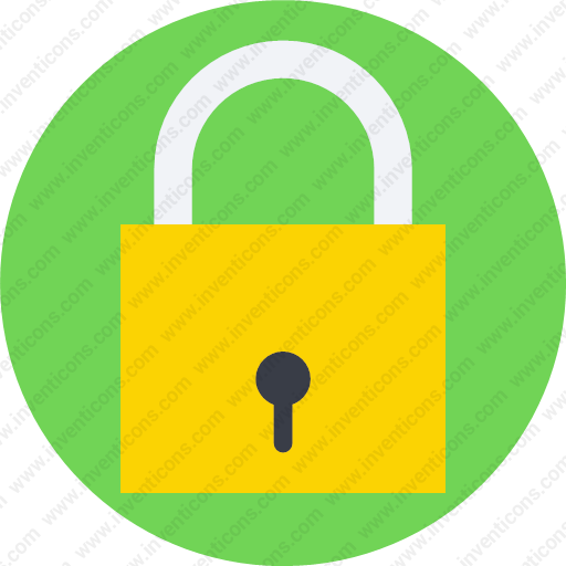 Download Lock,secure,security,login,locked Icon Inventicons