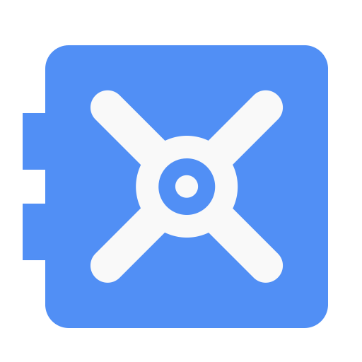 Google, Locker, Safe, Wallet, Protection, Secure Icon