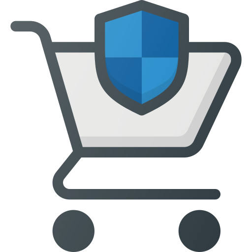 Cart, Action, Shop, Store, Buy, Protect, Secure Icon Free Of Free