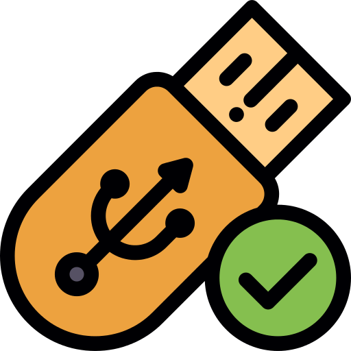 Secure Usb Usb Png Icon