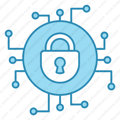 Download Cyber,security Icon Inventicons