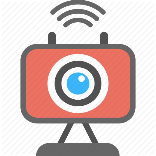 Cctv, Security Camera, Security System, Wifi Icon