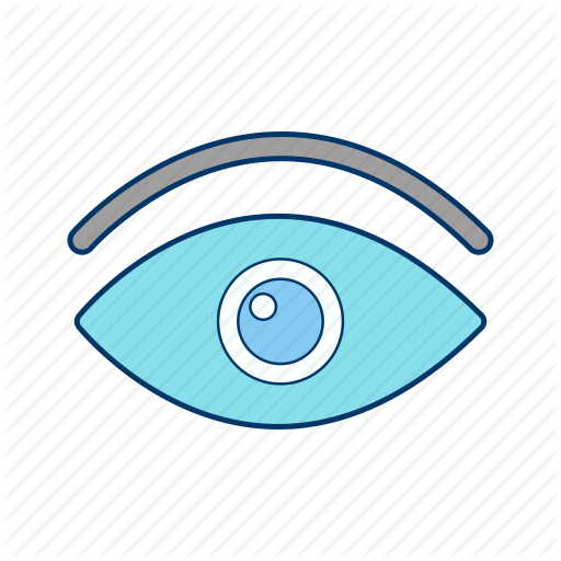 Eye, Find, See Icon