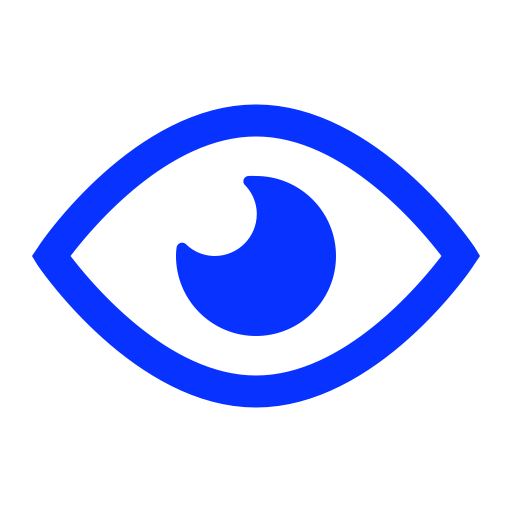 Watch, Window, Browser, Eye, View, Application, See Icon