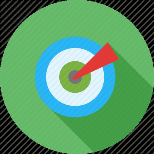 Marketing, Research, Search, Segmentation, Targeting Icon