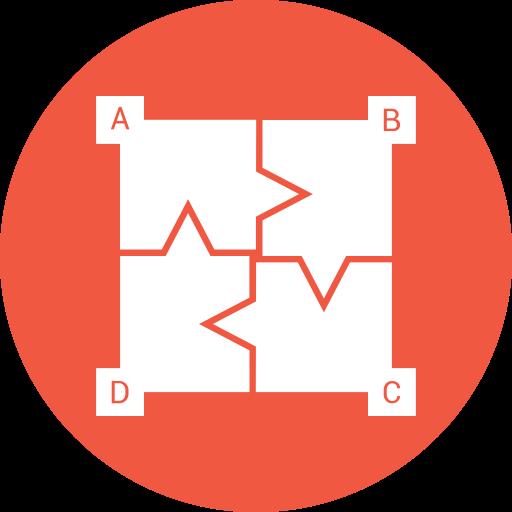 Pie, Graph, Segment, Chart, Kchart, Segmentation Icon