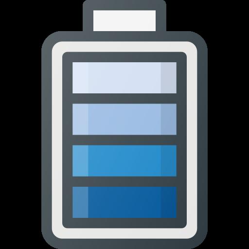 Bater Tingkat, Biaya, Sel Ikon Gratis Dari Free Set Color Outline