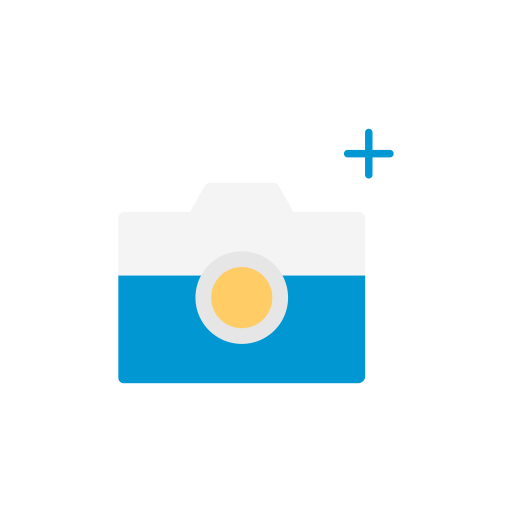 Camera, Snap, Shoot, Vacation, Selfie Icon