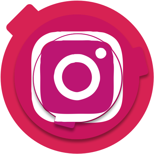 Instagram, Brown Instagram, Instagram Logo, Selfie Icon