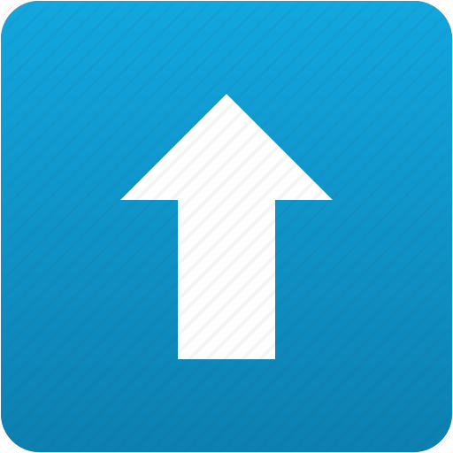 Download, Export, Move, Send, Transfer, Up Arrow, Upload Icon