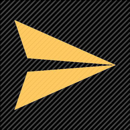 Arrow, Content, Letter, Right, Send Icon