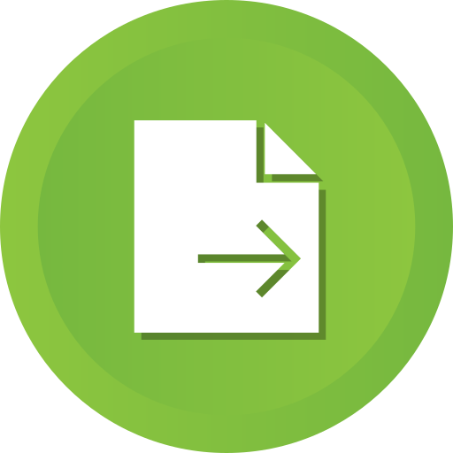 Document, File, Contract, Send Icon Free Of Ios Web User
