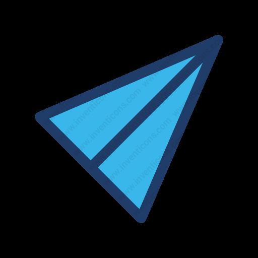Download Send Icon Inventicons