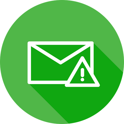 Mail, Email, Send, Receive, Fail, Failed, Envelope