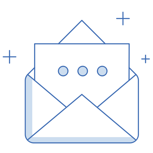 Send, Email, Contact, Newsletter, Mail Icon