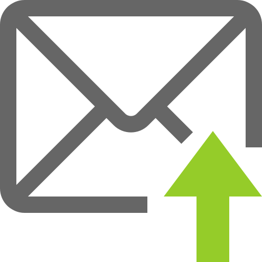 Send Mail, Message Icon Free Of Mini Icons