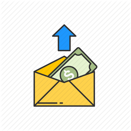 Dollar, Payment, Send, Send Money Icon