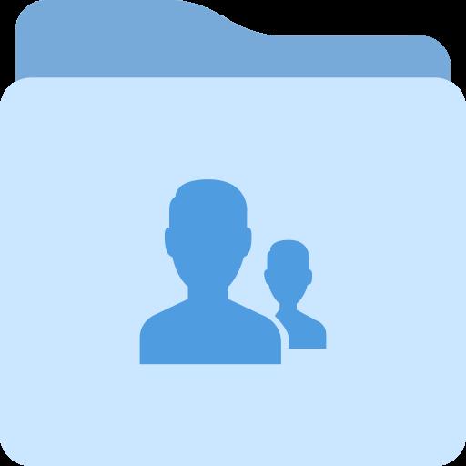 Folder Al Inside Vector Icon Free Icons Uihere
