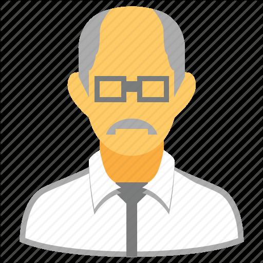Grandfather, Old, Patient, Person, Retired, Retirement, Senior Icon