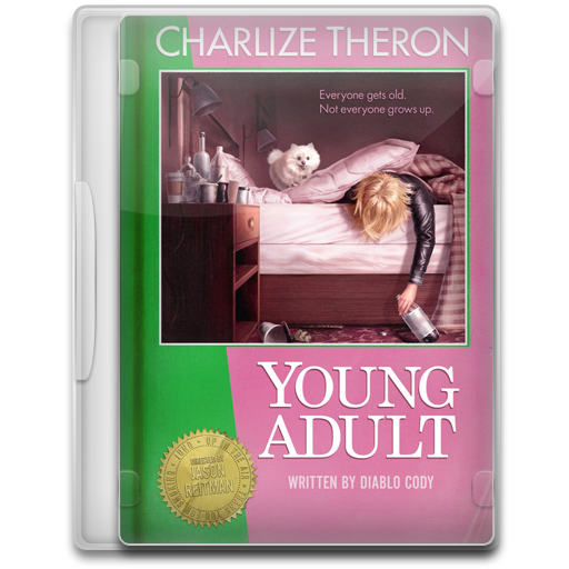 Young Adult Icon Movie Mega Pack Iconset