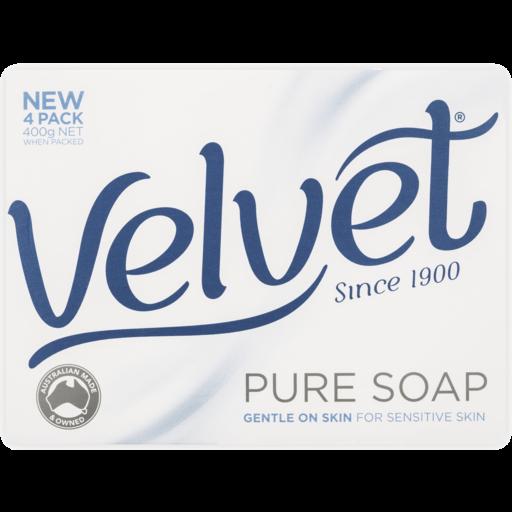 Velvet Soap Pure For Sensitive Skin Pack