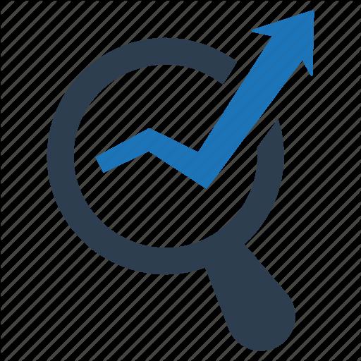 Analysis, Optimization, Search Engine, Seo Monitoring Icon