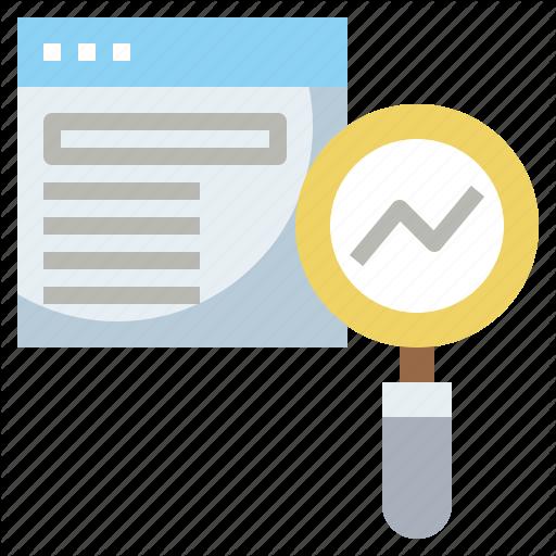 Keyword, Search, Seo Icon