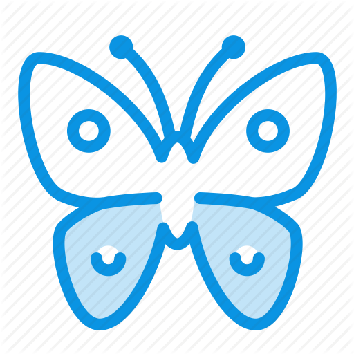 Butterfly, Serenity Icon