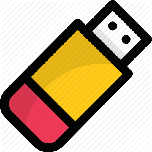 Data Traveler, Flash Drive, Universal Serial Bus, Usb, Usb Stick Icon